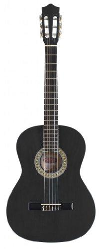 Stagg C530 BK 3/4 Classical Guitar, Black