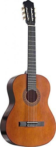 Stagg C546 4/4-Size Nylon String Classical Guitar - Natural