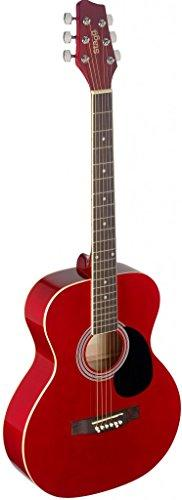 Stagg SA20A RED Acoustic Guitar