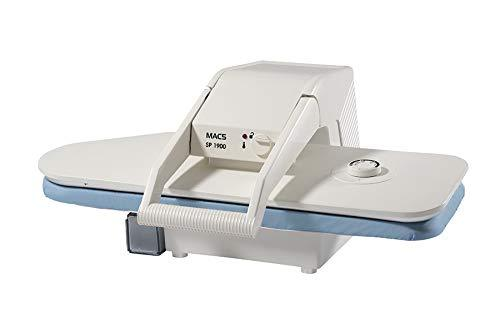 Steam Generator Ironing Press - Cut down your Ironing Time - Perfect for a Busy Household, Small B & B, or Guest House. - MAC5 SP1900 - 1 Year Warranty