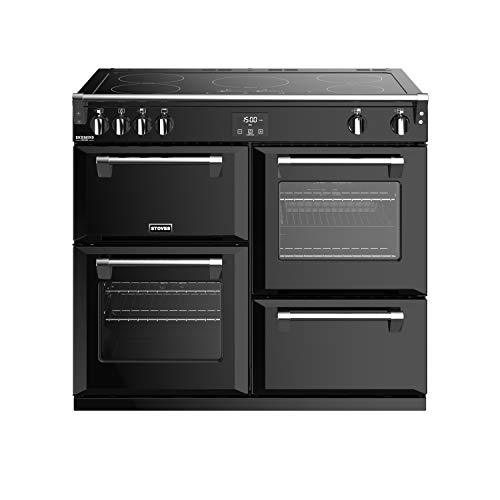 Stoves Richmond S1000Ei Freestanding A/A/A Rated Electric Range Cooker -Black