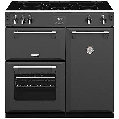 Stoves Richmond S900Ei Freestanding Electric A/Rated Range Cooker -Anthracite