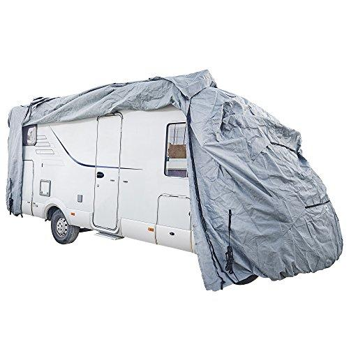 SUMEX Motorhome Cover Fits Breathable Water Resistant 5.0-5.5 m