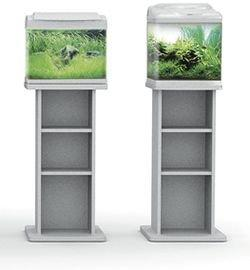 Superfish Aquarium Stands » Aqua 40 » Silver Stand