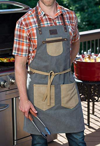Superior Trading Co 3 Piece Grilling Apron
