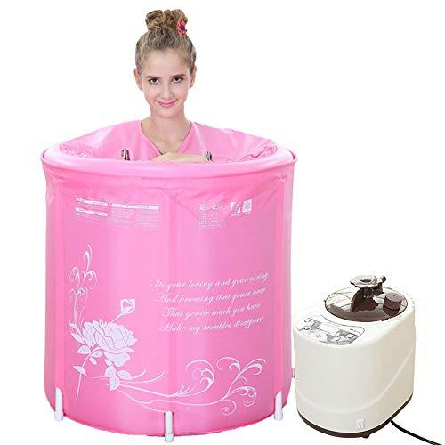 sweat steaming box Bath sauna dual-use bath bath tub folding bathtub steam sauna sauna aromatherapy smoked