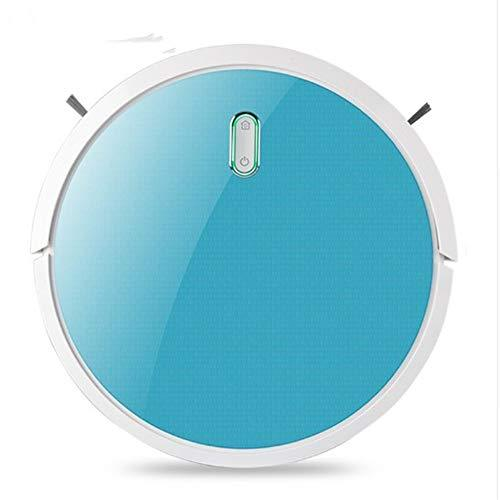 SXGRDBD Robot Vacuum Cleaner 1400PA 2in1 for Home Central Brush Dry Wet Water Tank S Intelligent Cleaning
