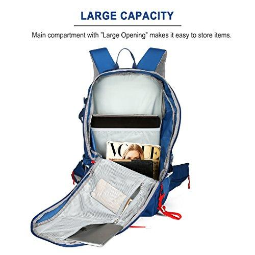 TAK 30L External Frame Rucksack,Hiking Backpack,56 x 35 x 20 cm ...