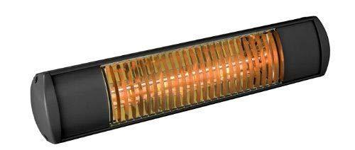 Tansun Rio Grande 2kW Weatherproof Patio Heater Black