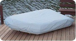 TaylorMade Products 70134OF 70134OF Inflatable Dinghies Semi-Custom Covers Boating Hardware & Maintenance Supplies