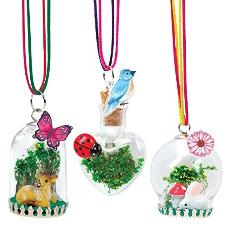 Terrarium Necklace Kit