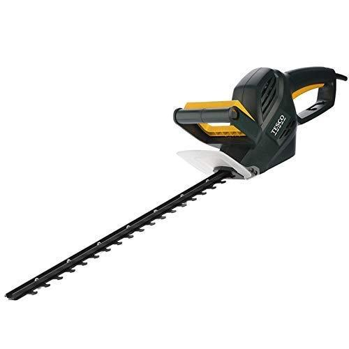 Tesco 550w Electric Hedge Trimmer Powerful Blade Garden Bush Cutter Strimmer Cutting Power Tool