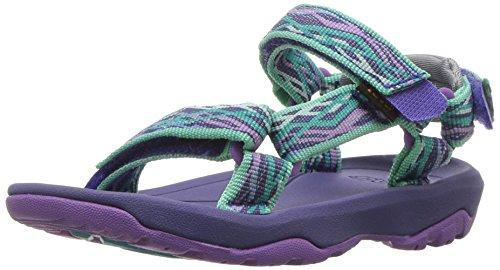 Teva Hurricane XLT2 Kids Sandals UK 3 (Infant) Delmar Sea Glass Purple