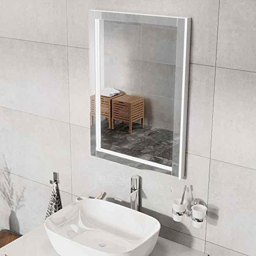 The Bath People Orchid 800mm LED Bathroom Mirror