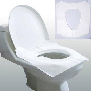 The Glove Club - Toilet Seat Covers - 250 - Flushable