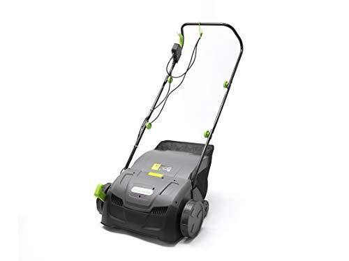 The Handy Electric Scarifier and Rake