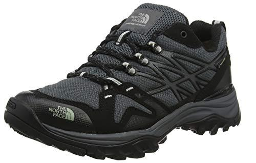 The North Face Hedgehog Fastpack Gore-tex, Men's Low Rise Hiking, Grey (Tnf Black/High Rise Grey C4V), 8 UK (42 EU)