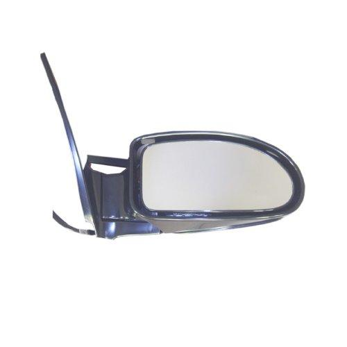 The Wing Mirror Company DM111-FC Electric Heated Primed Door Mirror Wing Mirror Complete Mirror