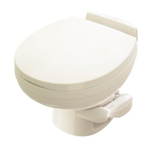 Thetford Aqua-Magic Residence RV Toilet/Low Profile/Bone 42172