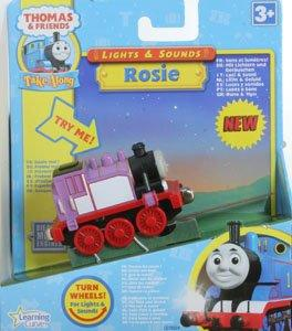 thomas and friends take along rosie light and sound diecast metal toy model