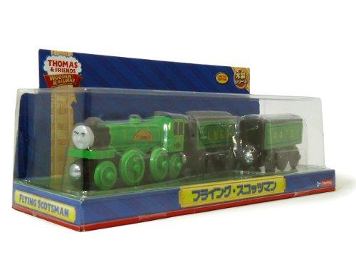 Thomas Friends Wooden Flying Scotsman High Quality Store
