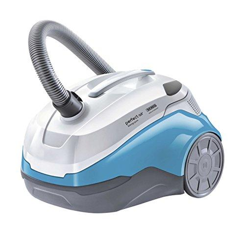 Thomas Perfect Air Allergy Pure - vacuum cleaners (Cylinder, Home, Carpet, Hard floor, HEPA 13, Turquoise, White, Dry&Wet)