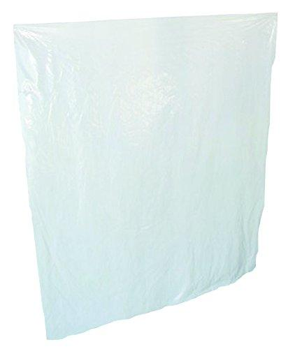 "Tierra Garden 18038 Roll of Plain White Plastic Sheeting Trunk Liners (1000 Sheets), 38"" x 45"""