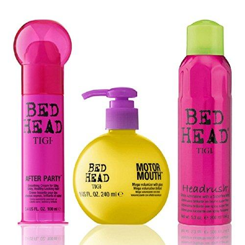 ... TIGI Bed Head Shine On Gift Set