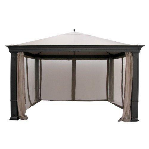 Tiverton (Series 3) Gazebo Replacement Canopy - RipLock 350