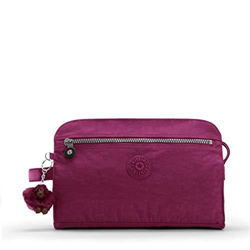 Toiletry Bags KIPLING Trim Sangria