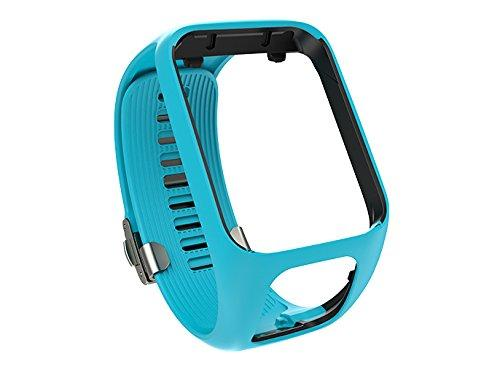 TomTom, Golfer 2, replacement wrist watch band, 9REG.001.02, turquoise, S