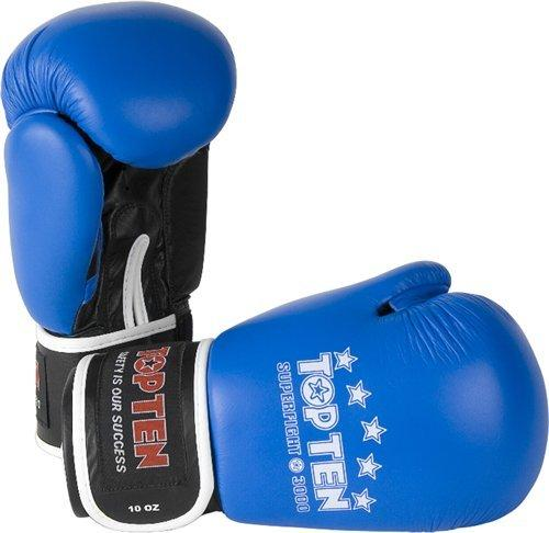 "TopTen Boxing Glove Super Fight 3000 "", blue"