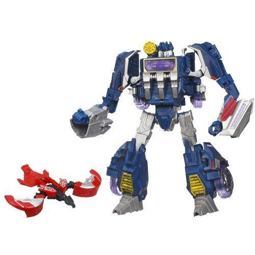 Transformers Generations Fall Of Cybertron Series 1 Soundwave Figure 6.5 Inches by Transformers [Toy]