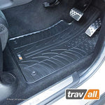 Travall Floor Mats TRM1019R - Vehicle-Specific Full Set of Rubber Car Mats