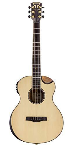 Traveler Guitar CL-3EQ Acoustic/Electric with Gig Bag (CL3E SPS)