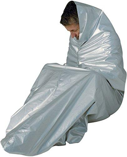 TravelSafe Unisex TS0436 Bivy Bag, Silver,