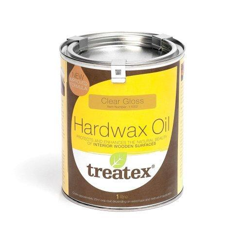 Treatex Hardwax Oil 009 - Clear Gloss 1ltr