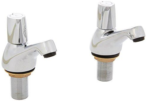 Triton Showers REASTTPBTH Asti Bath Taps, Chrome