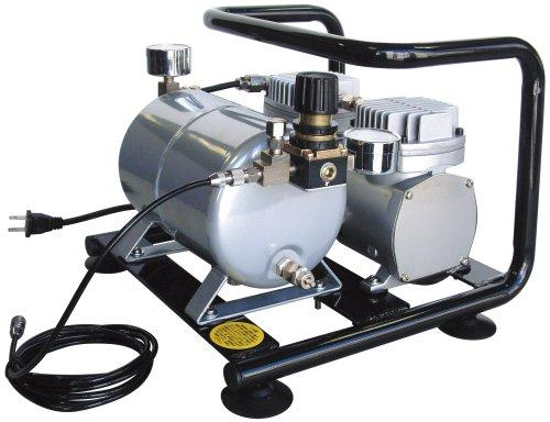 Two marker products mini air compressor AC-500 (japan import) by Two marker products