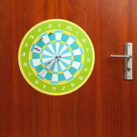 UFIXX Magnetic Dartboard With 6 Safe Magnetic Flight Darts For Kids And  Leisure Sport In Office