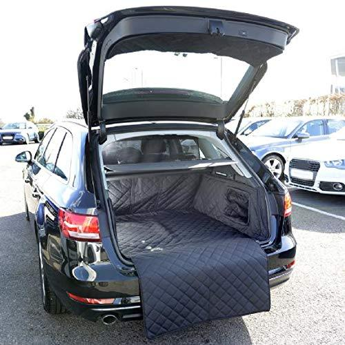 UK Custom Covers QBL258B Tailored Quilted Boot Liner Mat