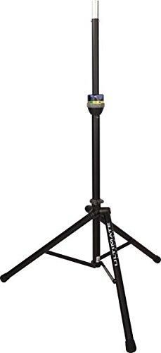 Ultimate Support TS-90B Adjustable PA Speaker Stand with Telelock (single)