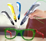 United Entertainment 3D Printer Pen, Plastic, Multi-Colour