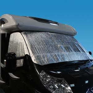 Universal Thermal Motorhome Windscreen Cover fits Peugeot Boxer,