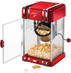 Unold Popcorn-Maker 48535 silver, Rot