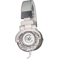 Urbanz Flash DJ Headphones - Grey/White