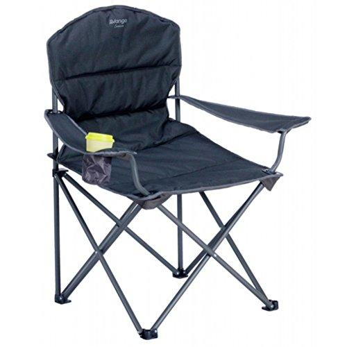 Vango Samson 2 Oversized Folding Camping Chair - Excalibur