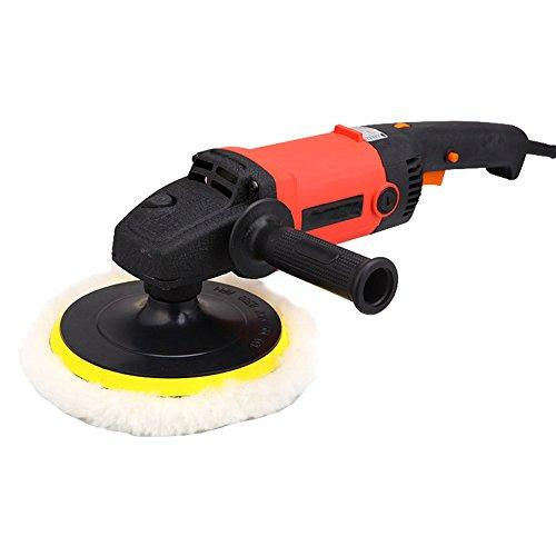 Variable Speed Polisher,For Car Tile Floor Repair Professional Buffing Waxing Sealing Kit