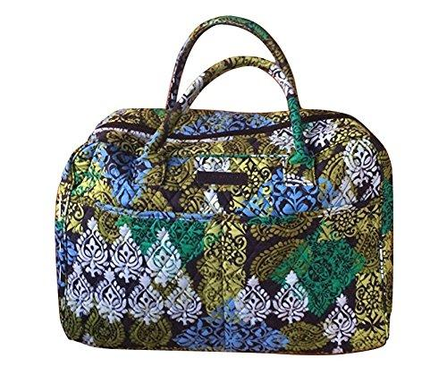 Vera Bradley Weekender Carry-On Travel Bag,Caribbean Sea