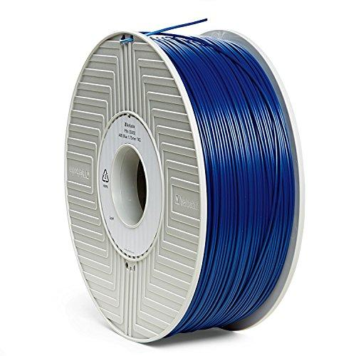 Verbatim 1.75 mm 3D ABS Filament for Printer - Blue